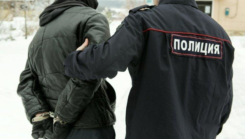 Полиция, задержание, арест, наручники