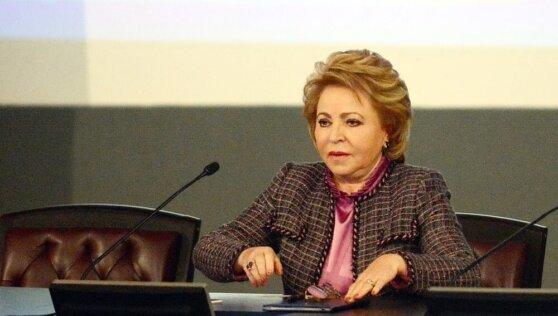 Матвиенко озвучила условие для возвращения России в ПАСЕ