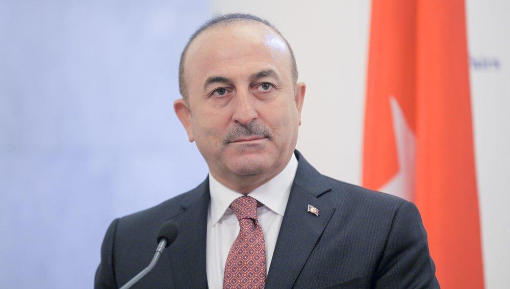 Мевлют Чавушоглу министр иностранных дел Турции
