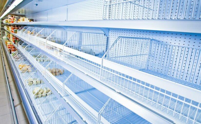 Brexit опустошит полки британских супермаркетов