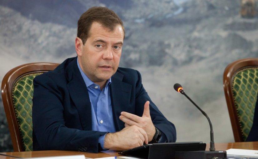 Медведев намерен упростить жизнь бизнесменов в РФ к 2020 году