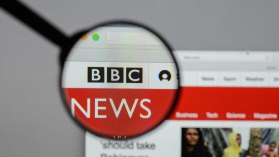 Роскомнадзор уличил «Би-би-си» в экстремизме