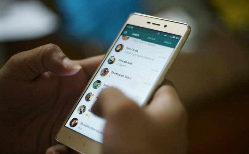 Функцию пересылки сообщений в WhatsApp серьезно ограничили