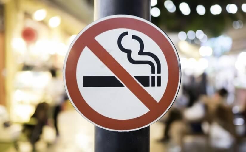 74,3 млн рублей заплатили россияне в 2018 году за курение в неположенных местах