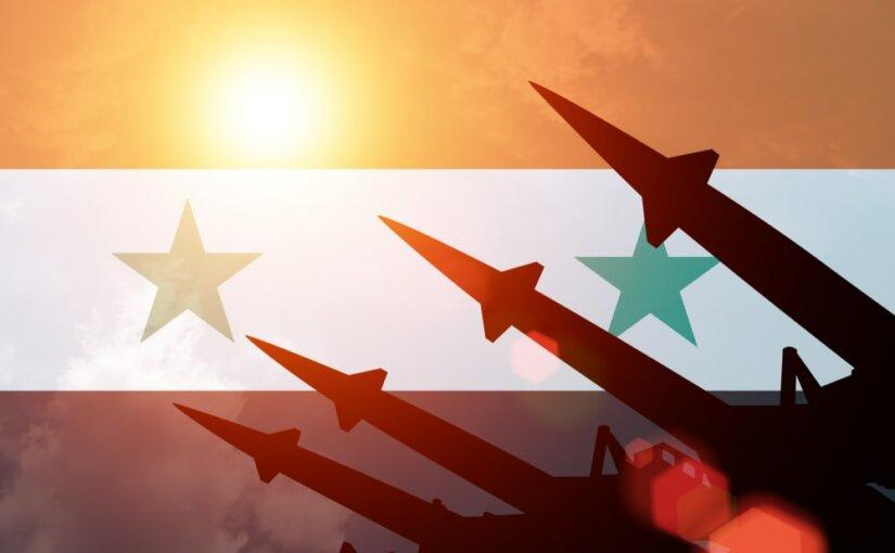 СМИ сообщили об отражении сирийской ПВО ракетной атаки Израиля