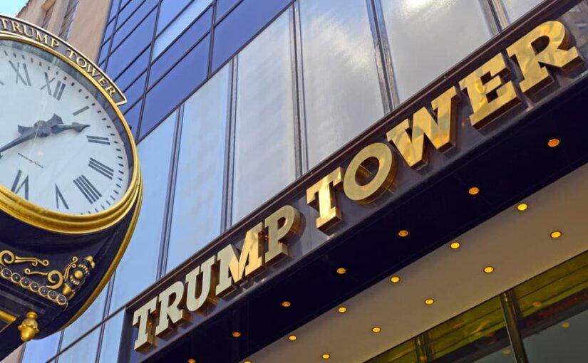 «Башню Трампа» планируют возвести в Москве уже к 2025 году