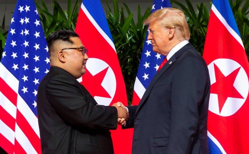 Вторая встреча Трампа и Ким Чен Ына может пройти во Вьетнаме