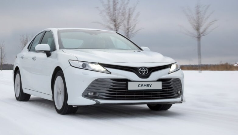 Toyota Camry, машина, автомобиль