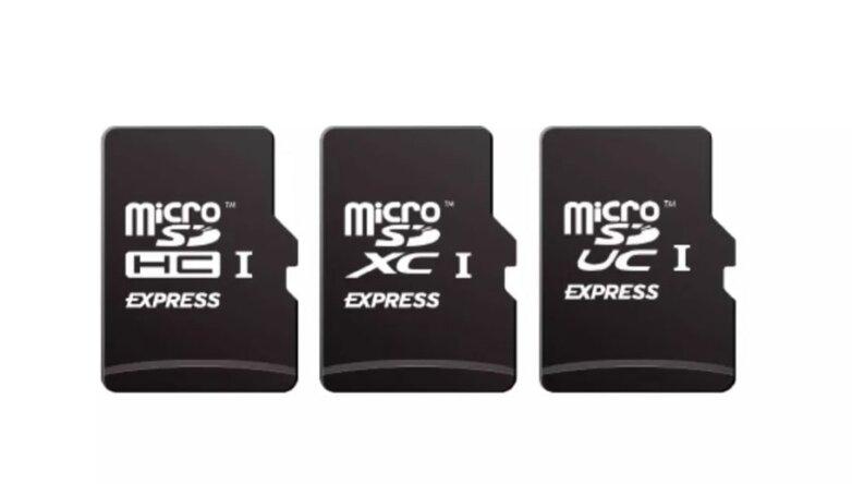 Карты microSD теперь вмещают 1 ТБ