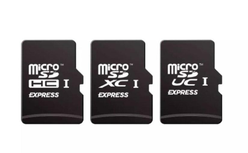 Micron и SanDisk  выпустили первые в мире карты microSD объемом 1 ТБ