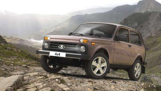 Lada 4x4 Urban признана лучшим внедорожником в Германии