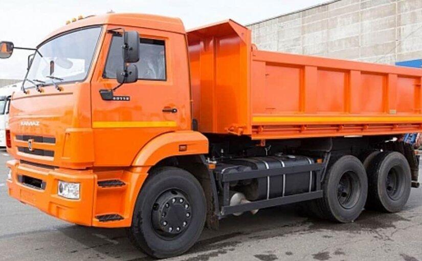 3 модели грузовиков KAMAZ стали популярными в РФ в январе 2019