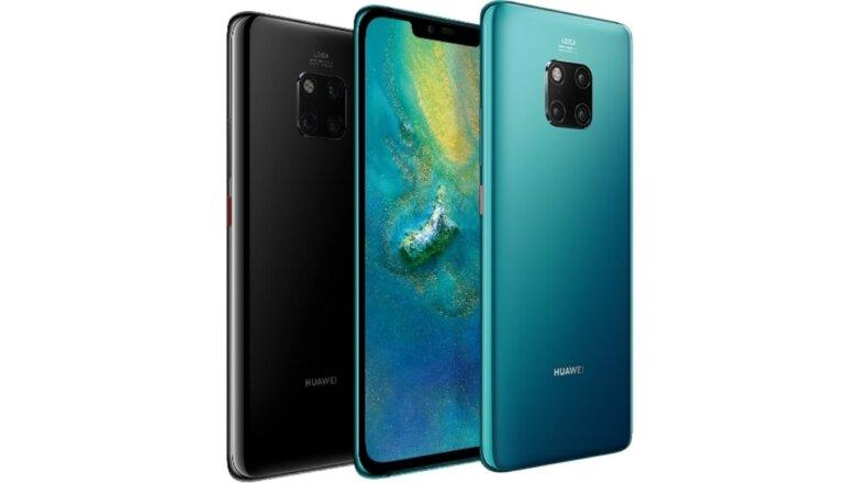 Huawei Mate 20 Pro, телефон, смартфон