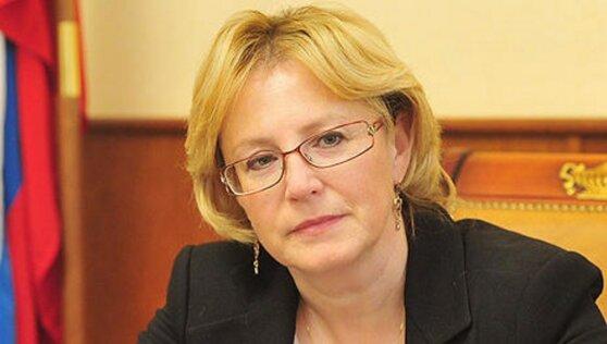 Скворцова предупредила о пике эпидемии коронавируса в России
