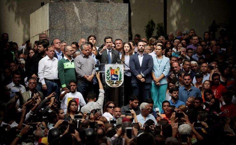Почему происходящее в Венесуэле лишь кажется хорошо знакомым