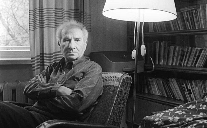 К столетию драматурга и сценариста Александра Володина