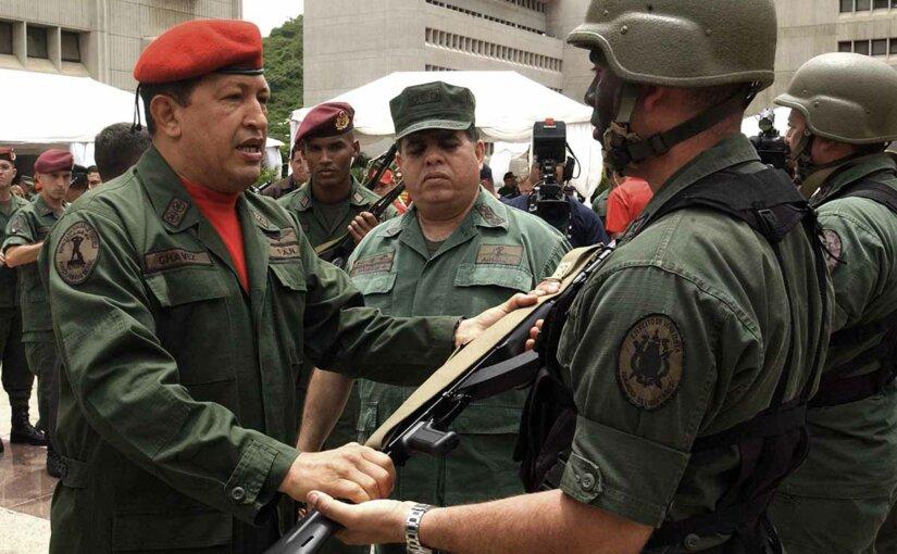 Как Россия продала Венесуэле оружия на 11,5 миллиарда долларов