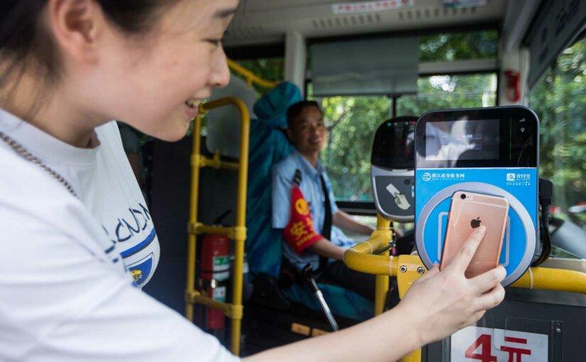 Китайская (анти)утопия: Как телефон заменил кошелек
