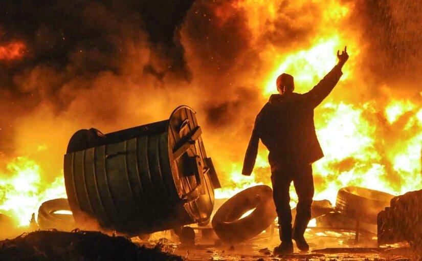 За пять лет стало понятно, что Евромайдан завершил европейскую либеральную революцию