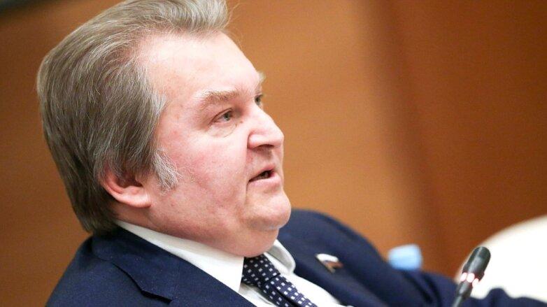 Первый заместитель руководителя фракции «Справедливой России» в Госдуме Михаил Емельянов