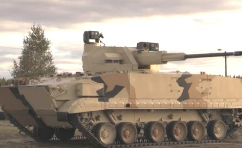 Видео со стрельбой новой пушки опубликовал «Уралвагонзавод»