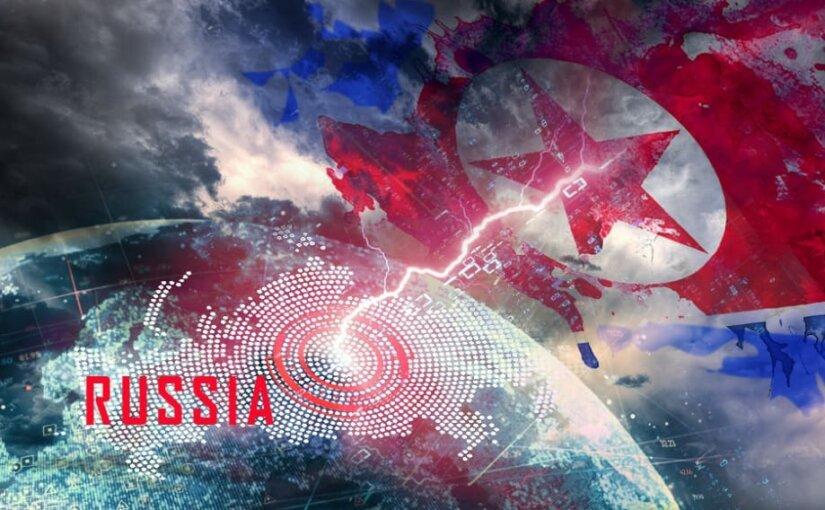 Хакеры из Северной Кореи впервые совершили атаку на Россию