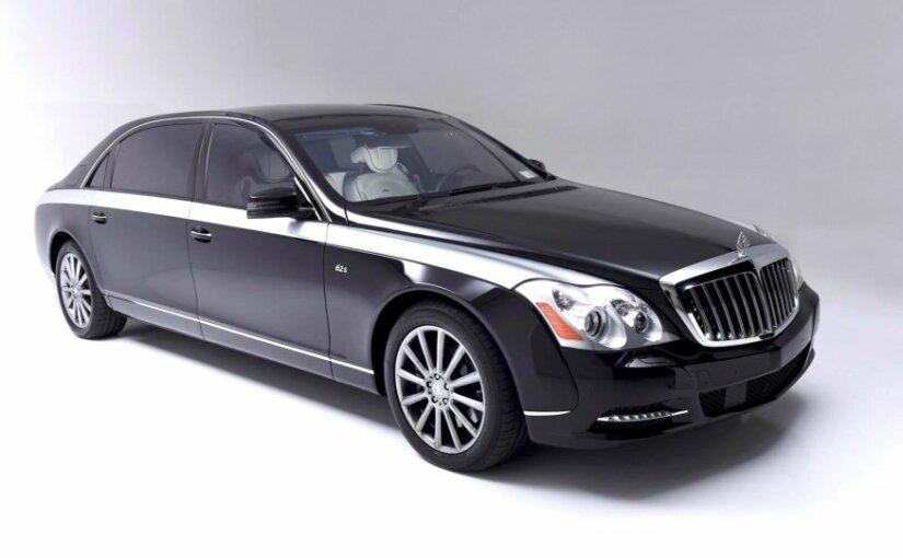 Maybach, Bentley и Rolls-Royce: назван топ-5 самых дорогих автомобилей российского рынка