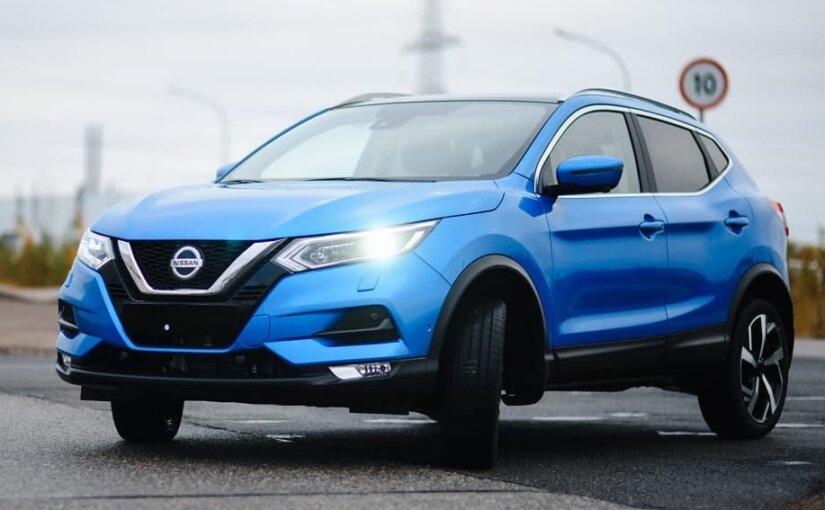 Nissan начал выпускать адаптированный к российским дорогам кроссовер Qashqai