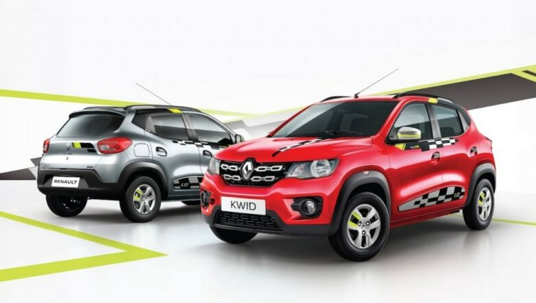 Renault Kwid, машина, автомобиль
