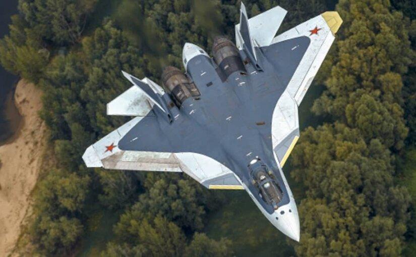 Летчик-испытатель назвал главные достоинства нового Су-57