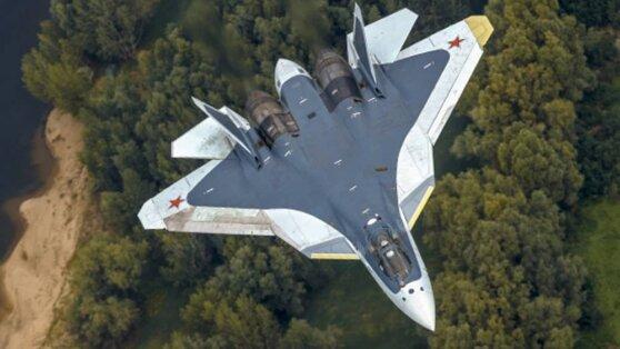 В сети опубликовано уникальное видео, снятое из самолёта Путина