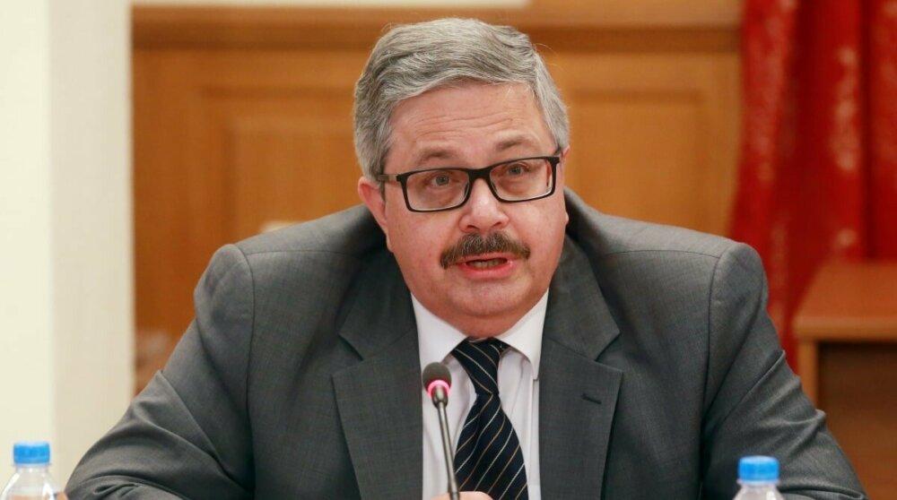 Посол РФ в Турции Алексей Ерхов