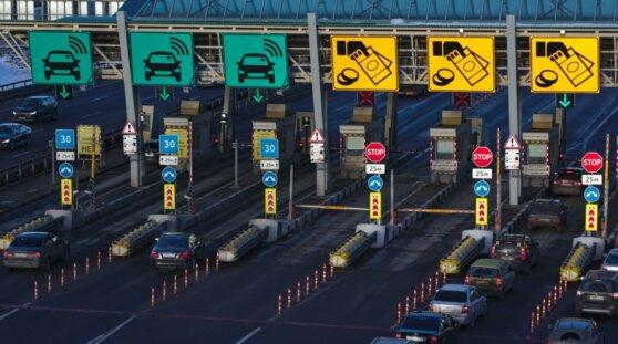 «Автодор» раскрыл новые тарифы на проезд по платным дорогам
