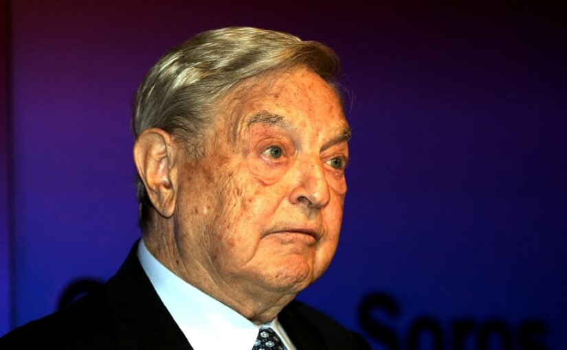 Джордж Сорос призвал ЕС «проснуться» и сравнил его с СССР