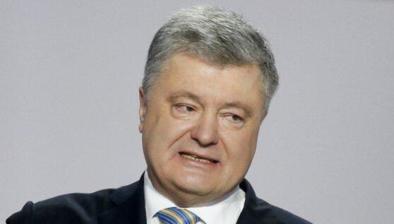 Порошенко согласился провести дебаты с Зеленским на стадионе