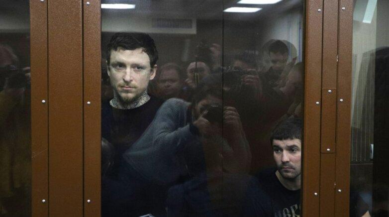 Павел Мамаев и Александр Протасовицкий