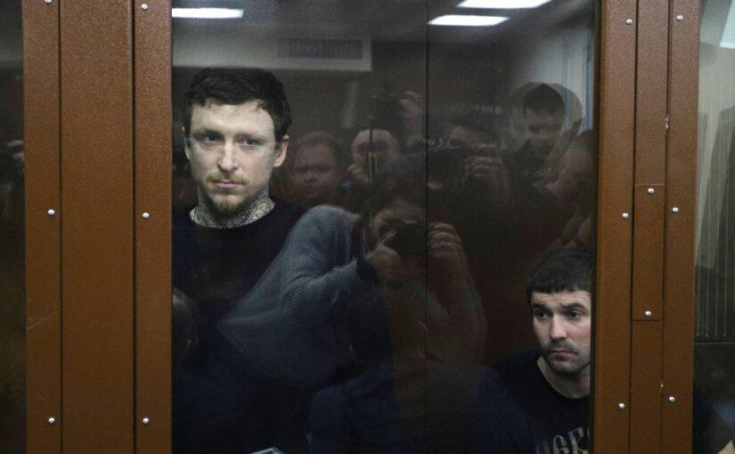 Суд оставил под арестом футболистов Кокорина и Мамаева ещё на полгода