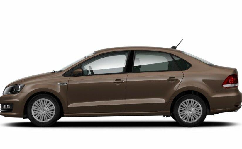 В топ-10 самых продаваемых европейских авто в России лидирует Volkswagen Polo