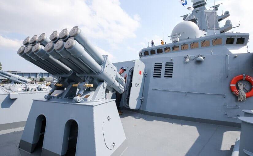 «Адмирал Горшков» перекрестился: «Отбой воздушной тревоги»