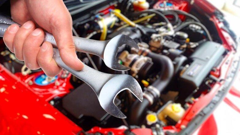 Автомобиль ремонт