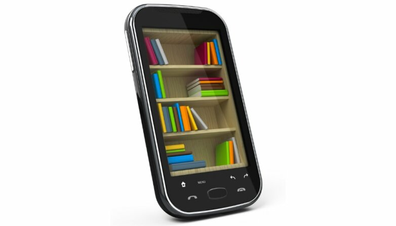 смартфон книги