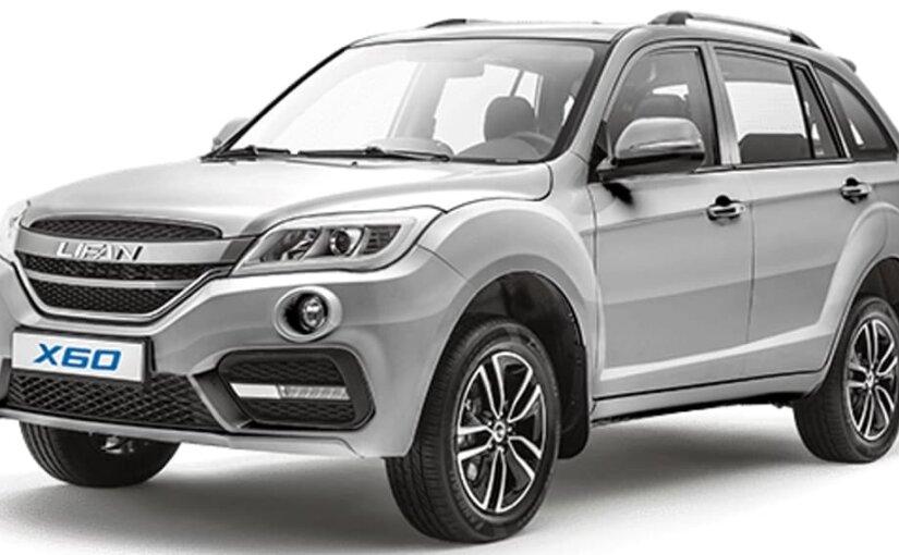 Сразу 5 моделей Lifan вошли в список популярных в РФ китайских авто