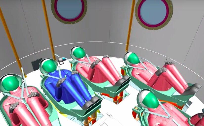 Космические туры будут стартовать с частного космодрома