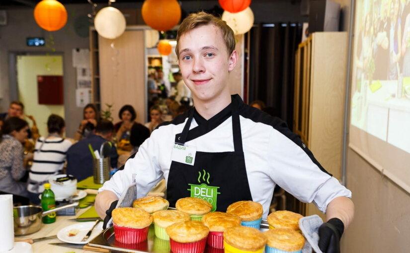На фестивале еды «Вкусно!» расскажут о 40 концепциях кухонь со всего мира