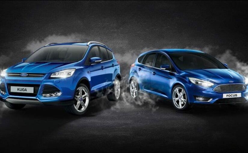 Ford поднимает цены на автомобили Focus и кроссовер Kuga и теряет в продажах