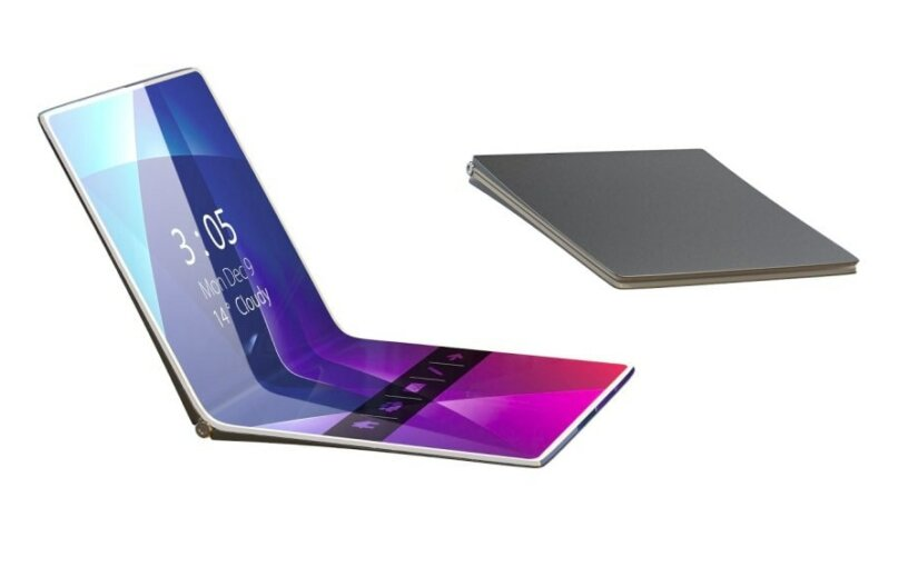 Huawei готовится презентовать гибкий смартфон