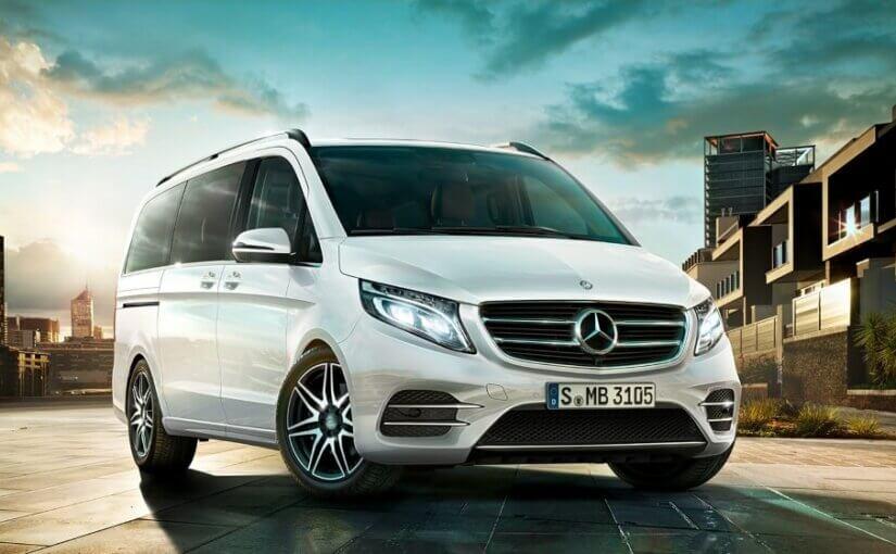 Более комфортный минивэн Mercedes-Benz появится в РФ летом