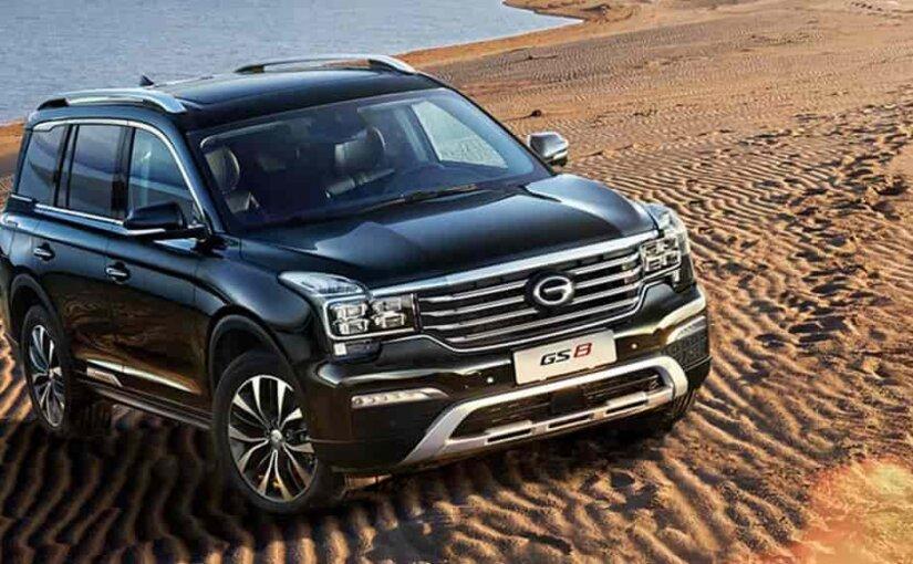 В 2019 году на авторынке РФ появятся сразу 3 модели китайских GAC