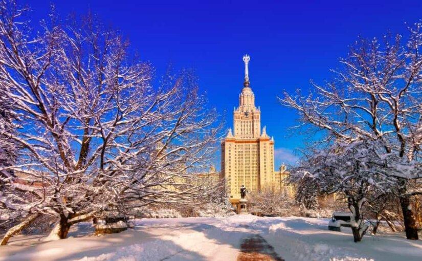 В Москве установлен температурный рекорд