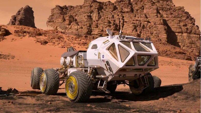 Марсианский ровер
